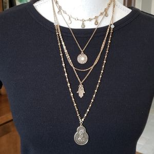 Silver Jeans Co. Necklace